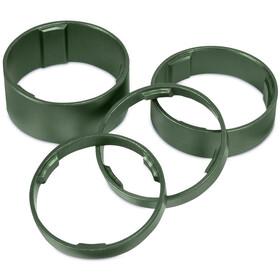"Cube RFR Set distanziali 1 1/8"", verde"